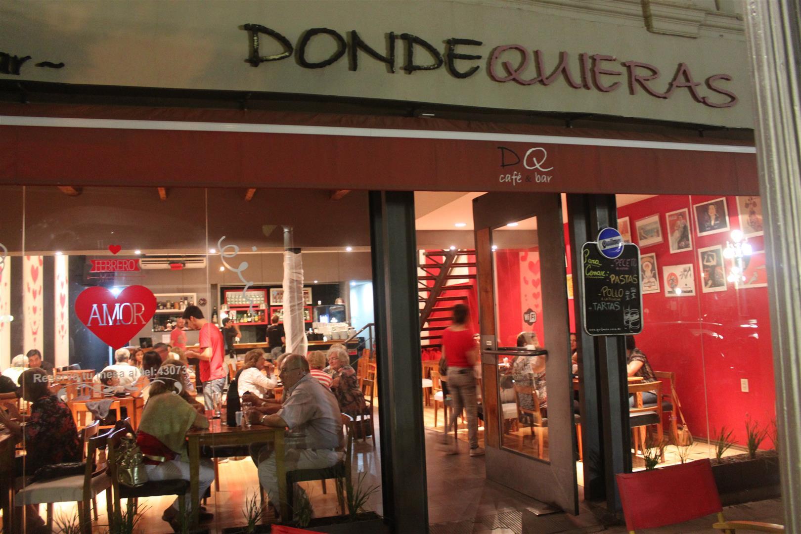 DONDE QUIERAS 6